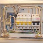 Типичные компоновки панелей и шкафов в секции распредустройств низкого напряжения