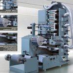 Как работает флексографская машина?