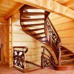 Винтовые лестницы. Где они применяются?