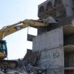 Как выполняется снос зданий?
