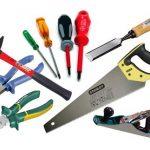 Ручные инструменты, которые понадобятся для ремонта