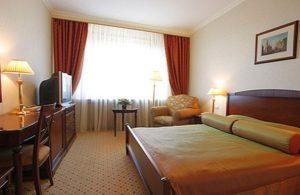 популярные гостиницы Казани