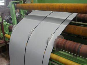 раскрой рулонного металла