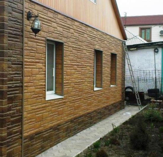 наружные стеновые панели для